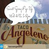 Ssshhh it's a secret... pop-up taco shop TONIGHT 5-8 at @tacoangeleno, 5019 Baltimore. Also at #GoWestCraftFest April 25 at @woodlandsphila!   #Repost @tacoangeleno ・・・ Come have dinner with us this Wednesday 4/15, 5-8pm for tacos to hold you over until o
