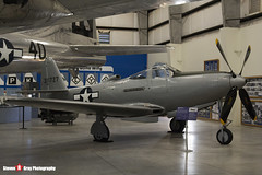 43-11727 - USAF - Bell P-63E Kingcobra - Pima Air and Space Museum, Tucson, Arizona - 141226 - Steven Gray - IMG_8906