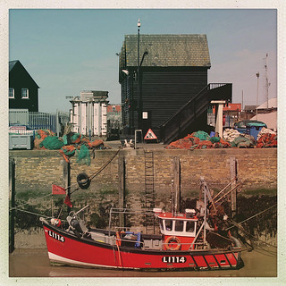 Fishing boat, Whitstable