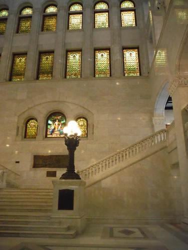 City Hall foyed