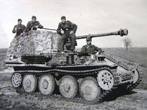 7.5cm PaK40-3 auf Pz.38(t) Marder III