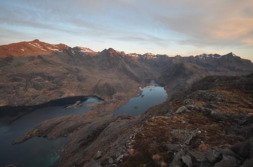 Loch Coruisk from Sgurr na Stri