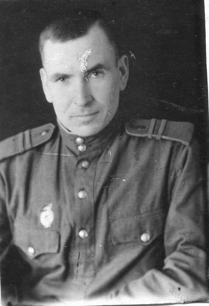 Дмитрий Петрович Сопин