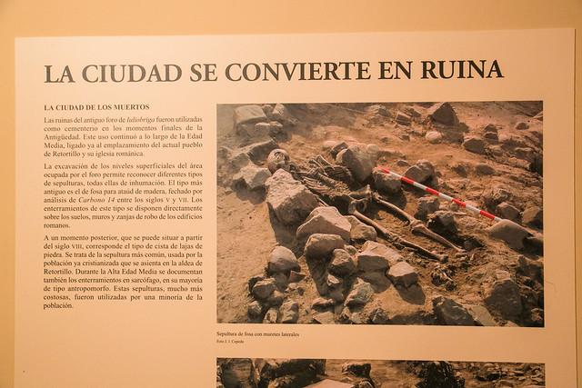 Ciudad romana de Julióbriga,Cantabria