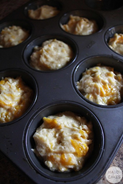 Mandarin Muffins 6