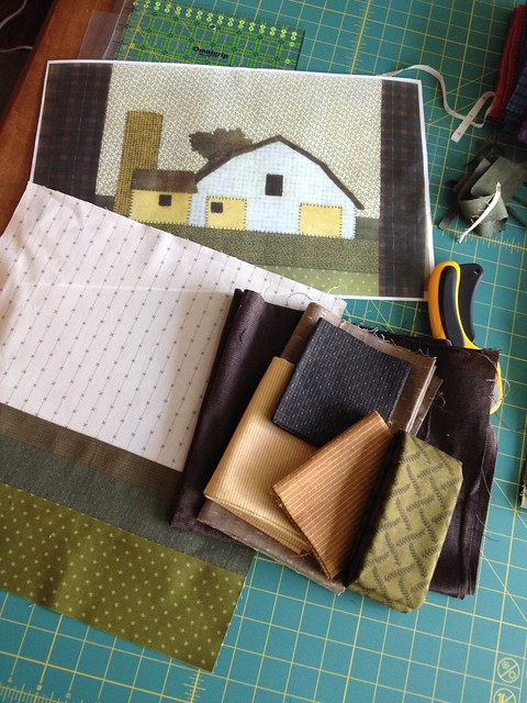 Barn Sew Along