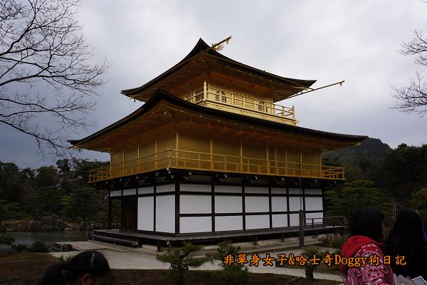 日本京都金閣寺00