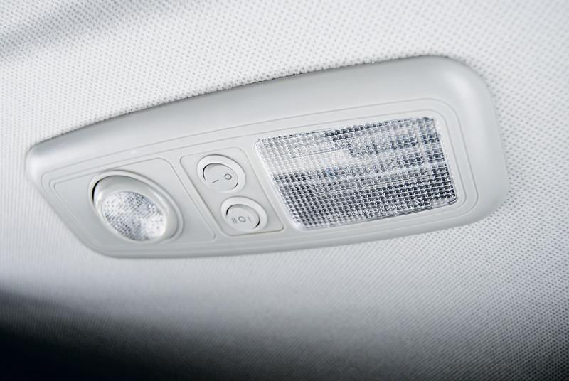 освещение в кабине Shacman SX3256