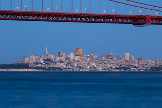 Kirby Cove and other San Francisco Treats