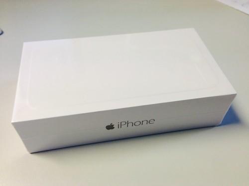 Boîte iphone6 plus