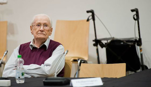 No hay perdón para el 'contable de Auschwitz'