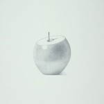 Tom Mazzullo; Slice; Silverpoint on prepared paper; 12 x 9; 2013 -