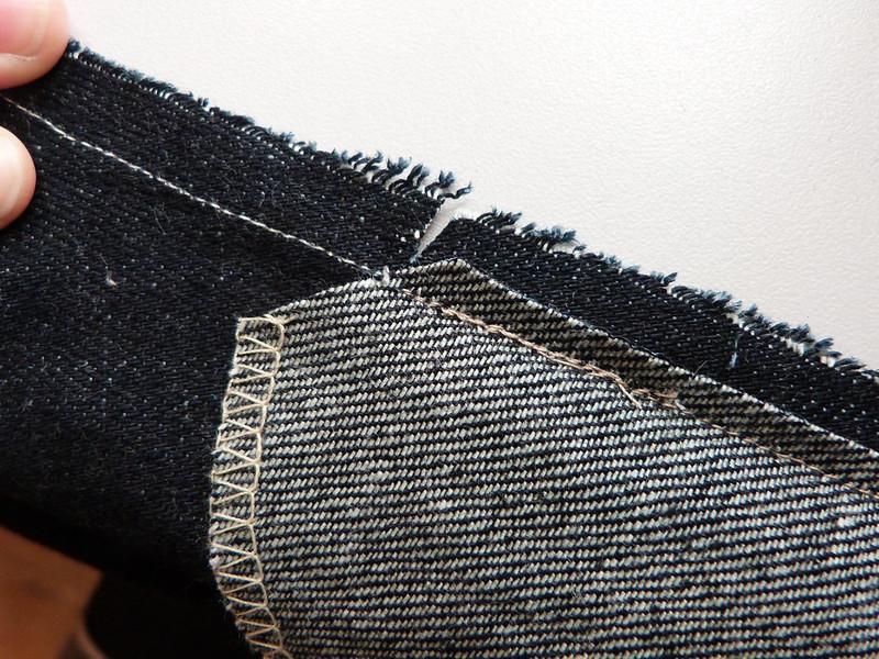 DEM JEANS Sew-A-Long: Part 3