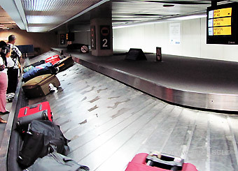 Baggage Claim (Gaston Doval)