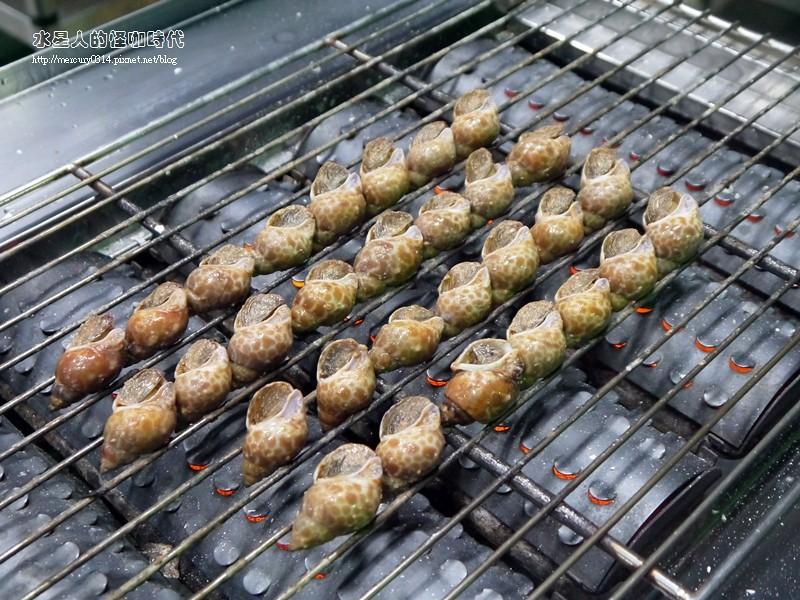 17366850042 976f4a5b26 b - 熱血採訪。台中龍井【第一青海鮮燒物】鮮蚵、風螺、蛤蜊、龍蝦、大沙母一次滿足,