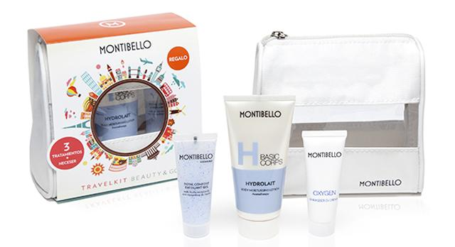 El Travel Kit Beauty&Go de Montibello