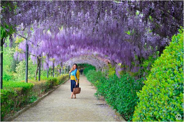 Il giardino di villa bardini firenze blog soul fashion for Giardino firenze