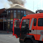 Another fire at Sandos in Preston - 9