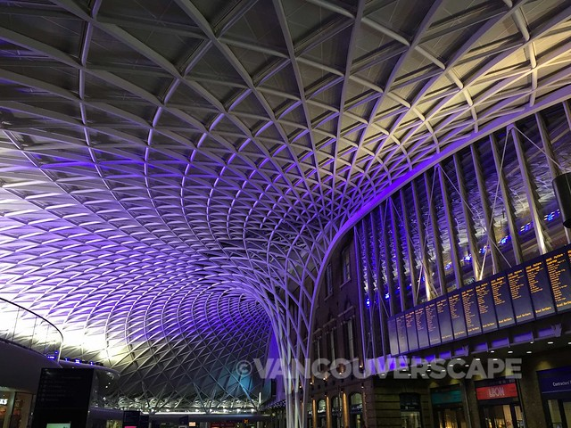 London/Kings Cross Station