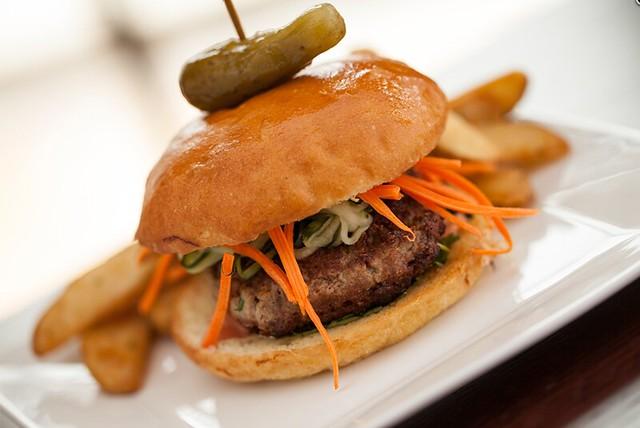 Banh Mi Burger - Beamer's 25