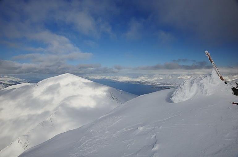 Norské Lyngenské Alpy - deník skialpinisty II.