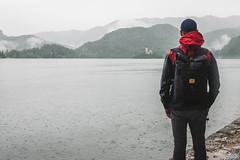 Rolltop commuter backpack | Velotton Mitte