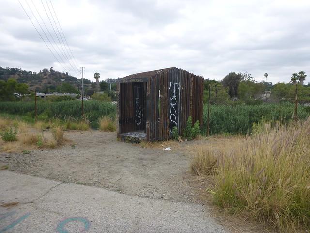 Tagged art-bench in RLA, Panasonic DMC-TS20
