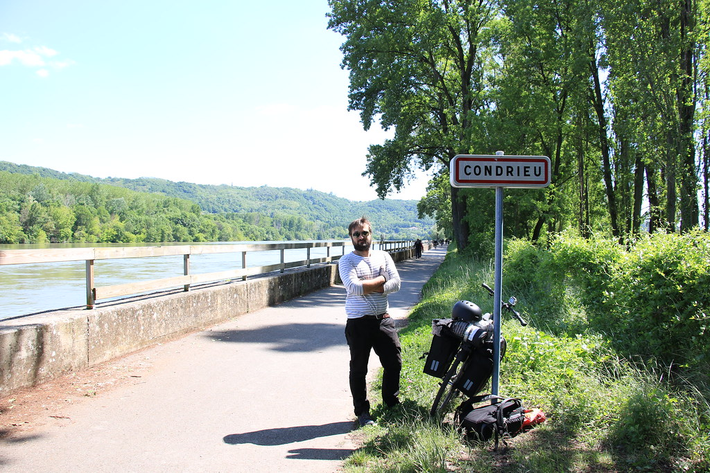 Stoping in Condrieu