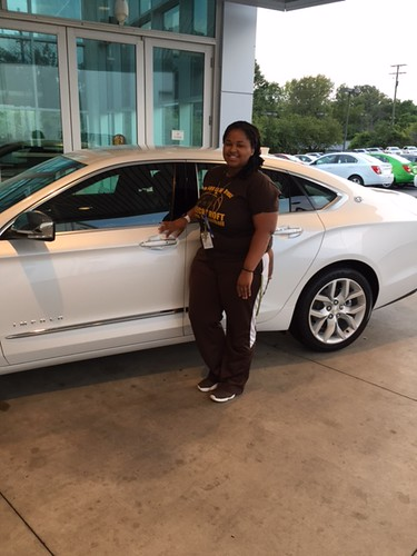 Congratulations on your new Chevrolet!