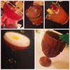 Some of tonight's incredible drinks... #PreserveArkansas #mixoff #cocktail