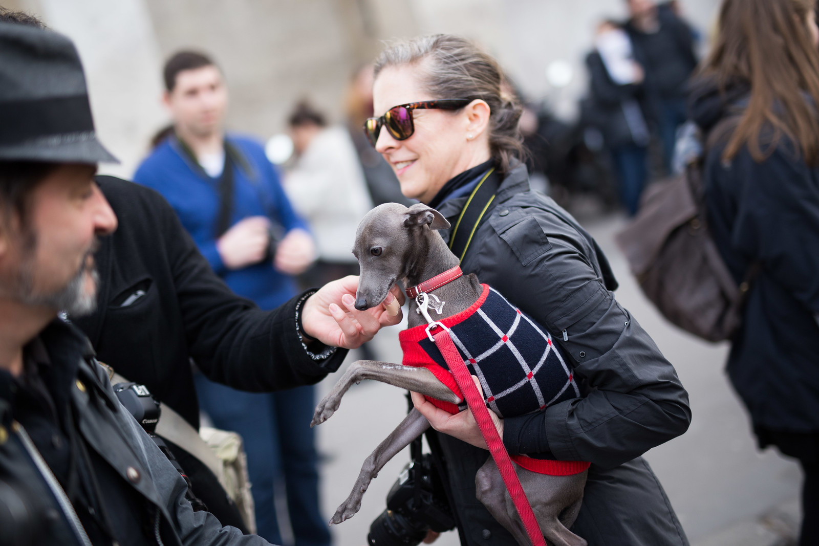 Street Style - Brando, Paris Fashion Week