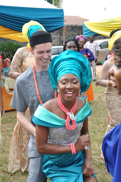 asoebi wedding