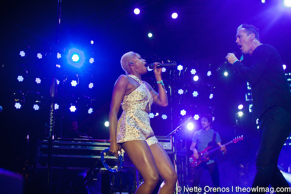 Fitz and the Tantrums @ Coachella 2015 Weekend 2 - Sunday