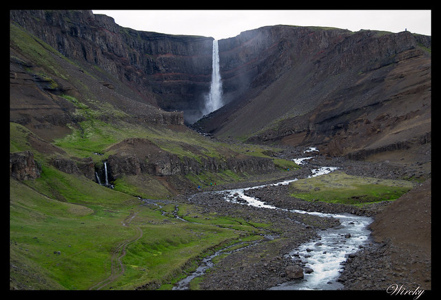 Cascada Hengifoss