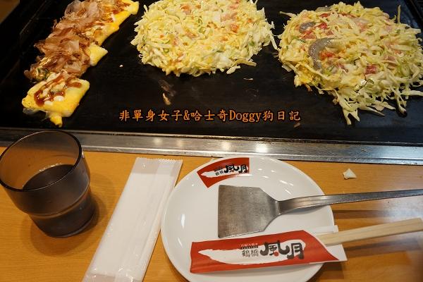 日本鶴橋風月大阪燒09