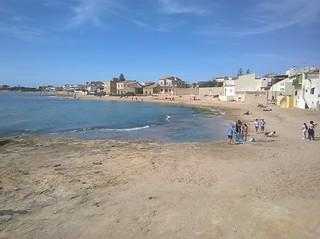 Bild av Spiaggia di Punta Secca.