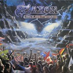 "Saxon Rock The Nations NWOBHM 12"" VINYL LP"