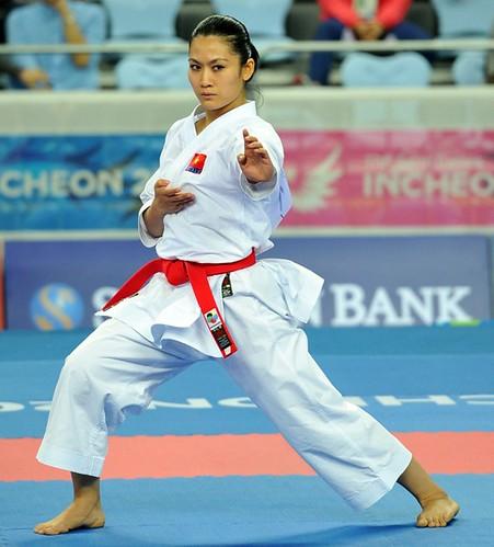 Võ thuật TP.HCM 40 năm hội nhập và phát triển (P7): Karatedo – Bánh xe hình vuông