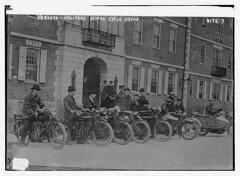 Harvard, Military motor cycle squad (LOC)