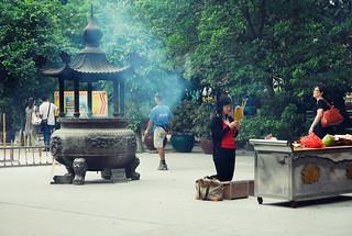 Po Lin Kloster - Lantau, Hong Kong | Roland Krinner