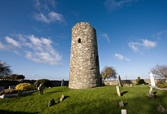 Oughterard Round Tower
