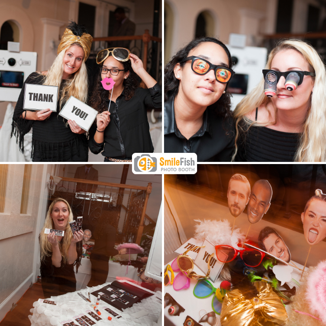 Best wedding photo booth st. augustine jacksonville, florida