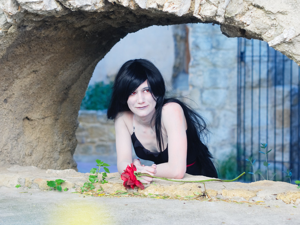 related image - Shooting Marceline - Adventure Time - Istres - 2015-05-09- P1080418