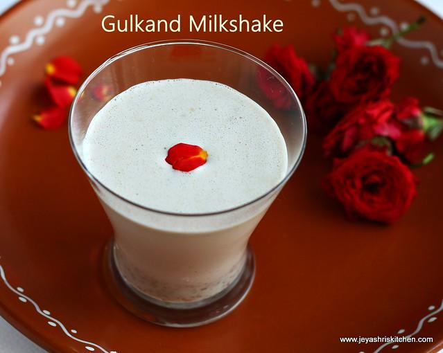 Milkshake-recipe