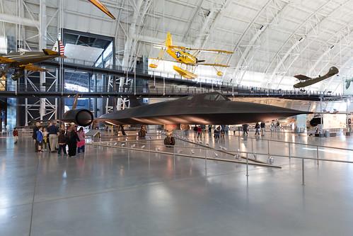 SR-71 Blackbird I