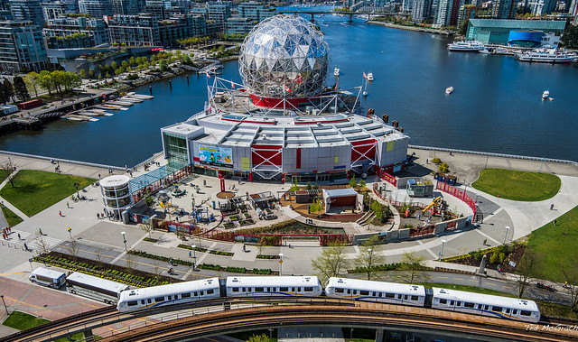2015 - Vancouver - Science World