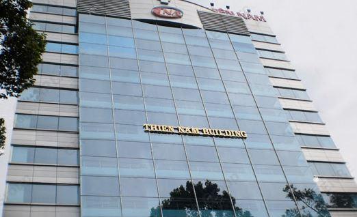 Dự án văn phòng cho thuê Thiên Nam Building