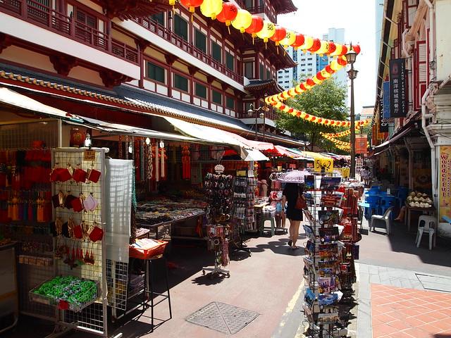 P4179006 シンガポール チャイナタウン singapore Chinatown