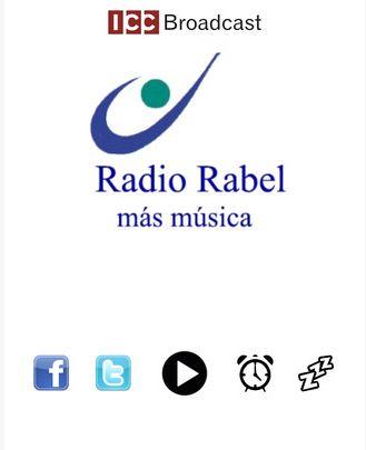 Apple ya distribuye, gratuítamente, la aplicación para eccuchar Radio Rabel en iPhone e iPad