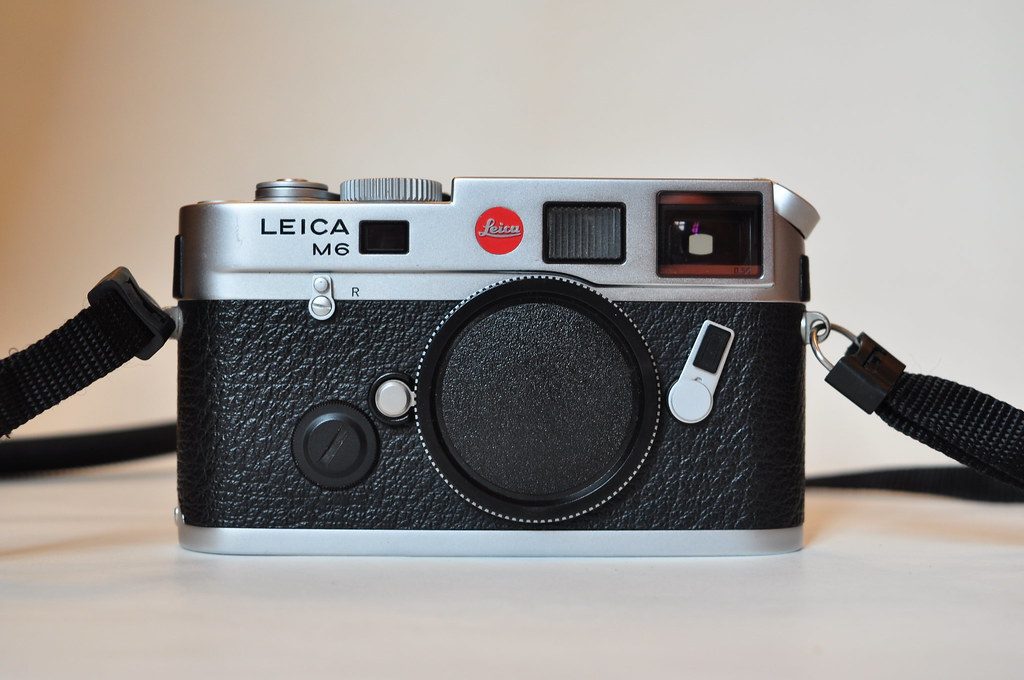 Leica M6 TTL 0 58 + Summilux 50mm f/1 4 III for sale   Flickr